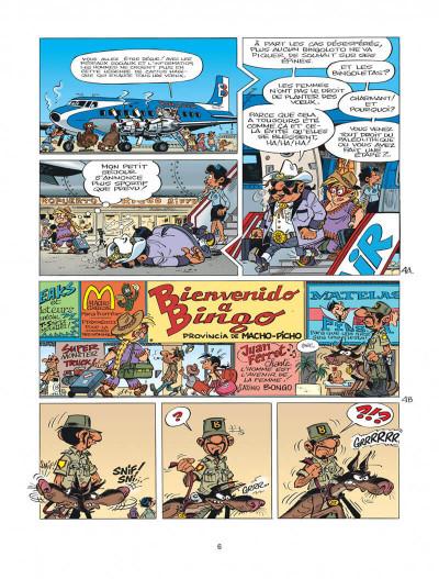 Page 6 Marsupilami tome 32