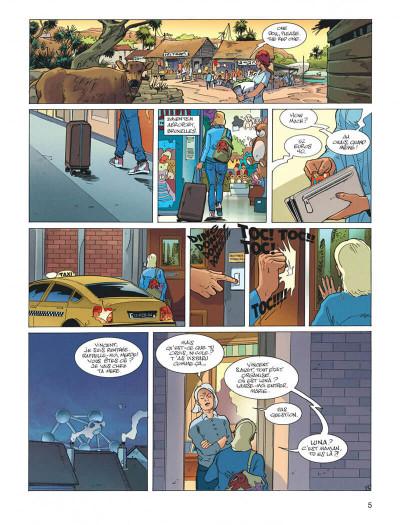 Page 5 Étoilé tome 3