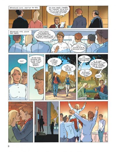 Page 6 Étoilé tome 3