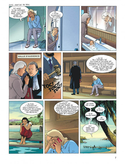 Page 7 Étoilé tome 3