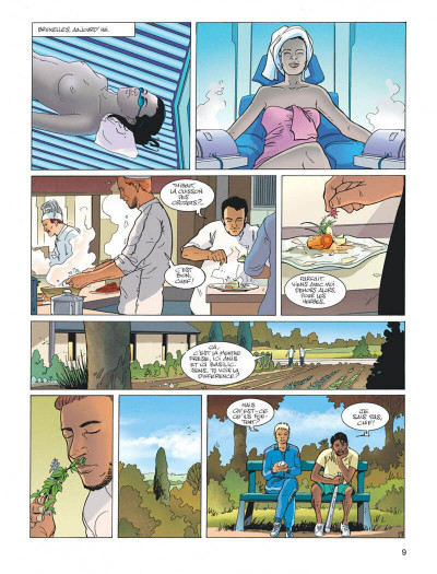 Page 9 Étoilé tome 3