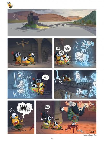 Page 4 Les Minions tome 4