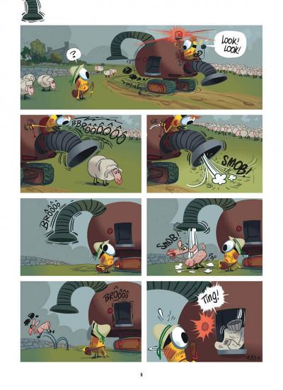 Page 8 Les Minions tome 4