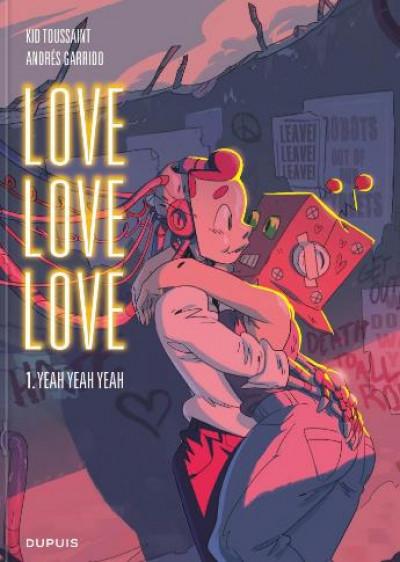 Couverture Love love love tome 1