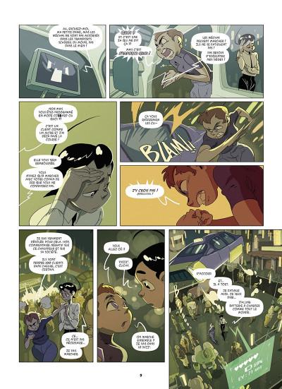 Page 9 Love love love tome 1