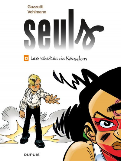 Couverture Seuls tome 12