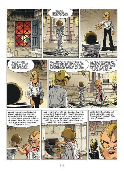Page 3 Seuls tome 12