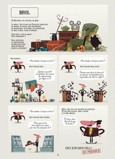 Page 9 La minute Belge tome 1