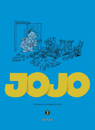 Page 3 Jojo intégrale tome 3