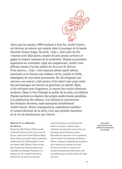 Page 5 Jojo intégrale tome 3