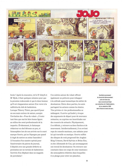 Page 9 Jojo intégrale tome 3