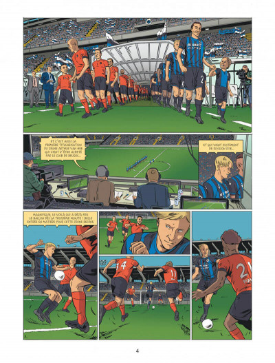 Page 4 F.C brugge tome 1