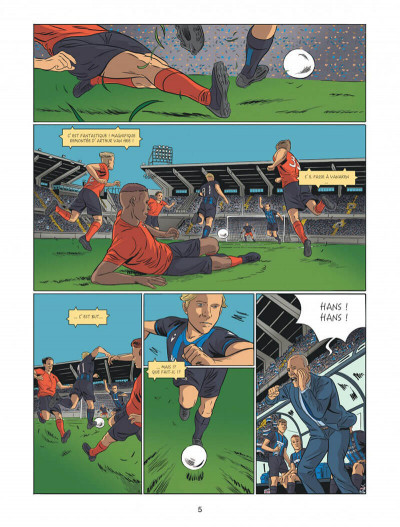 Page 5 F.C brugge tome 1
