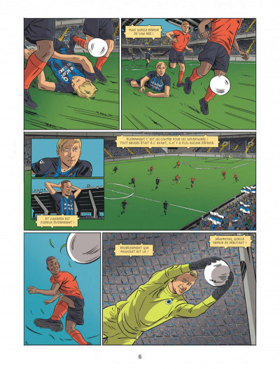 Page 6 F.C brugge tome 1