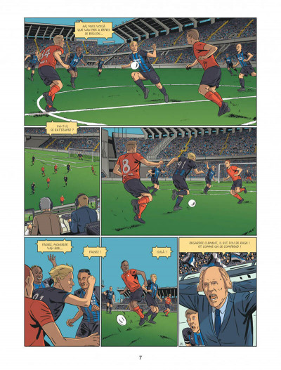 Page 7 F.C brugge tome 1