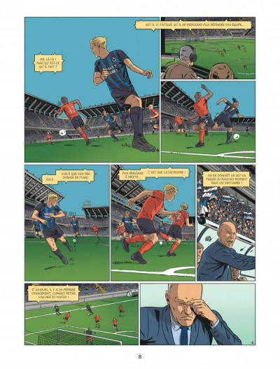 Page 8 F.C brugge tome 1