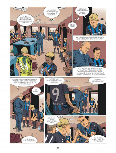 Page 9 F.C brugge tome 1