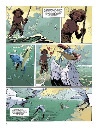 Page 9 Amère patrie - intégrale