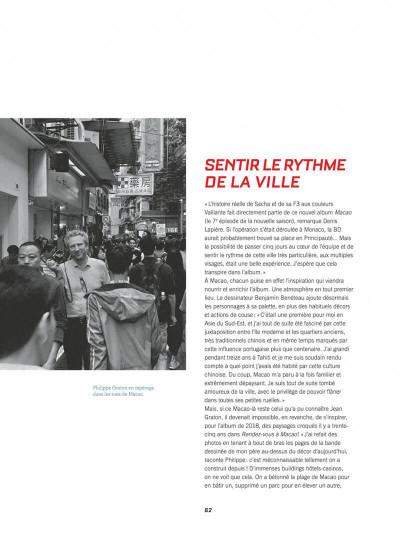 Page 0 Michel Vaillant - nouvelle saison (éditions spéciale) tome 7
