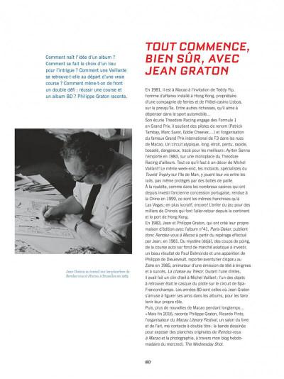 Page 8 Michel Vaillant - nouvelle saison (éditions spéciale) tome 7