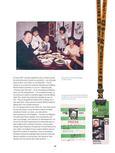 Page 9 Michel Vaillant - nouvelle saison (éditions spéciale) tome 7