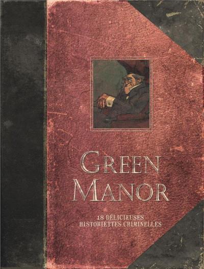 Couverture Green manor - intégrale (édition augmentée)