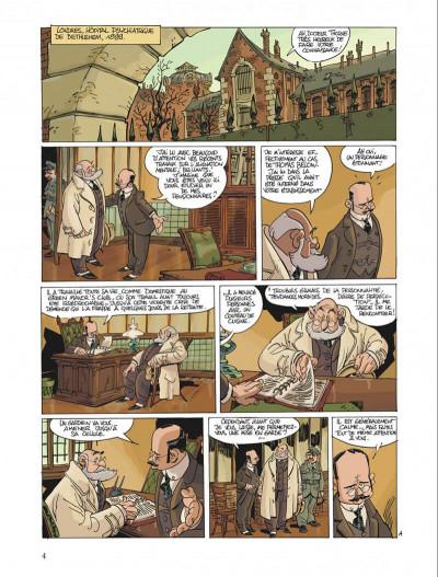 Page 4 Green manor - intégrale (édition augmentée)