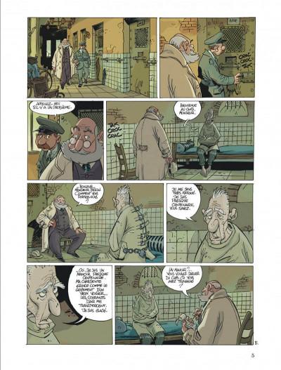 Page 5 Green manor - intégrale (édition augmentée)