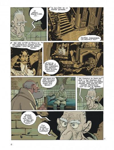 Page 6 Green manor - intégrale (édition augmentée)
