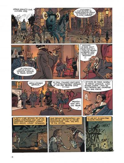 Page 8 Green manor - intégrale (édition augmentée)
