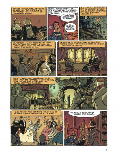 Page 9 Green manor - intégrale (édition augmentée)