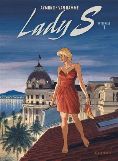 Couverture Lady S - nouvelle intégrale tome 1