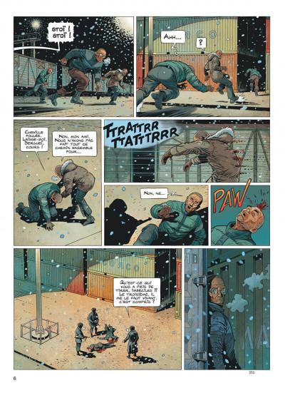 Page 6 Lady S - nouvelle intégrale tome 2
