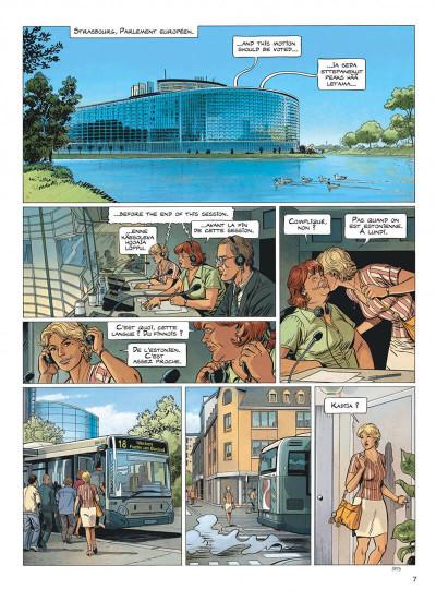 Page 7 Lady S - nouvelle intégrale tome 2