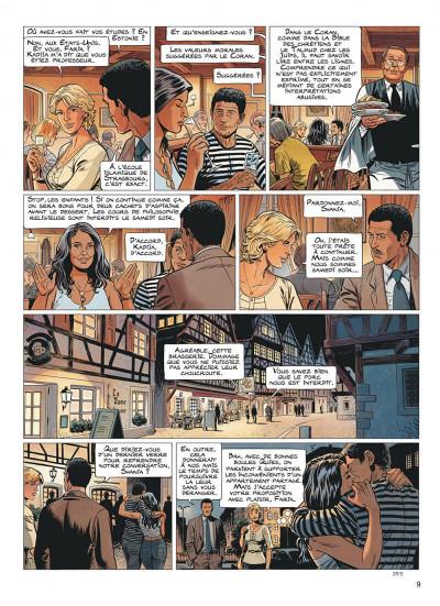 Page 9 Lady S - nouvelle intégrale tome 2