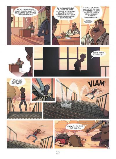 Page 7 Louca (prix réduit) tome 1