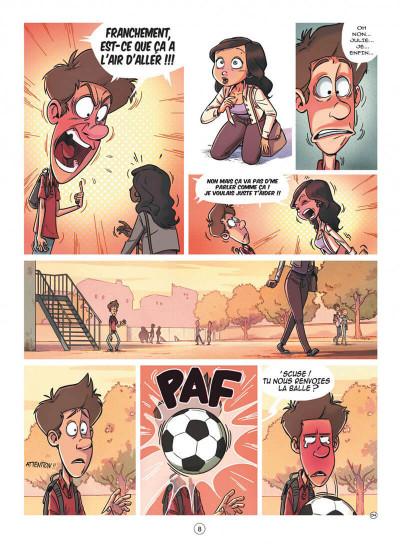 Page 8 Louca (prix réduit) tome 1