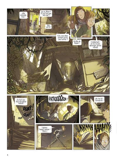 Page 6 La brigade des souvenirs tome 1