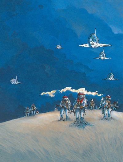 Page 2 La guerre éternelle - Libre à jamais - intégrale