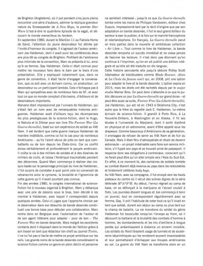 Page 6 La guerre éternelle - Libre à jamais - intégrale