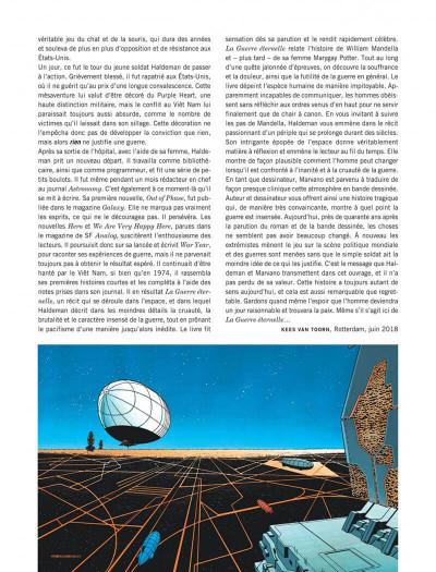 Page 7 La guerre éternelle - Libre à jamais - intégrale