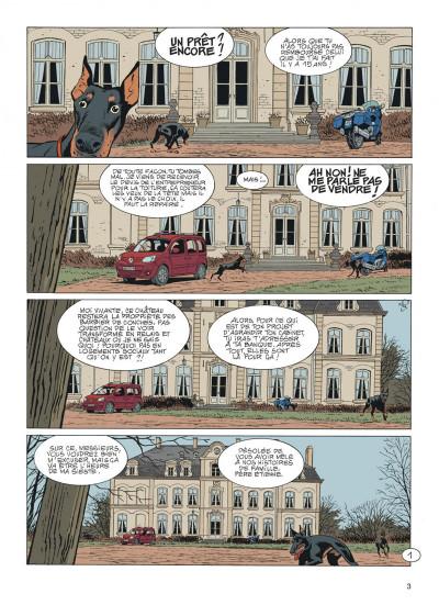 Page 3 Jérôme K. Jérôme Bloche tome 27