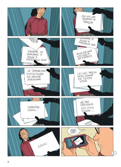Page 6 Jérôme K. Jérôme Bloche tome 27