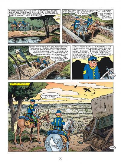 Page 4 Les tuniques bleues tome 63