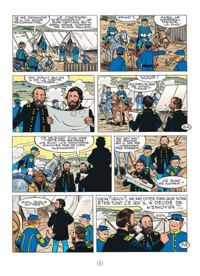 Page 5 Les tuniques bleues tome 63