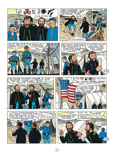 Page 6 Les tuniques bleues tome 63