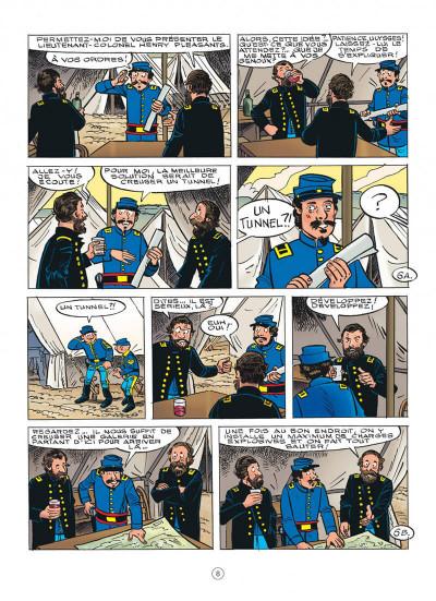 Page 8 Les tuniques bleues tome 63