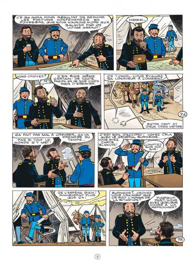 Page 9 Les tuniques bleues tome 63