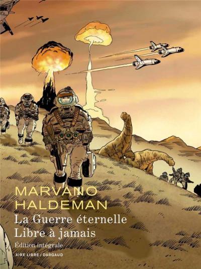 Couverture La guerre éternelle - Libre à jamais - intégrale (éditions spéciale)