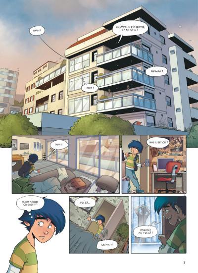 Page 3 Les zindics anonymes tome 1